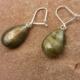 oorbellen oorhangers oorhaken zilver zilveren labradoriet labradorieten zalmroze bruin